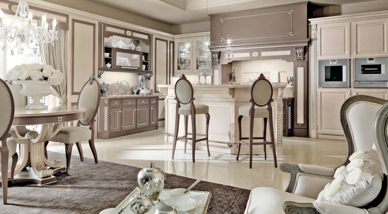 Italian Kitchen Furniture Transitional And Classic Italian Furniture In Chicago