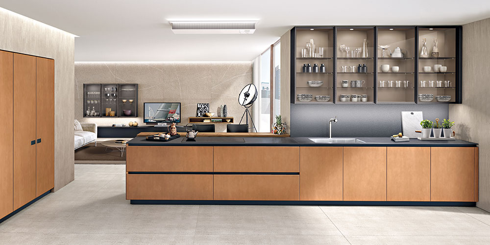 Essential Modern Furniture For An Italian Kitchen Design